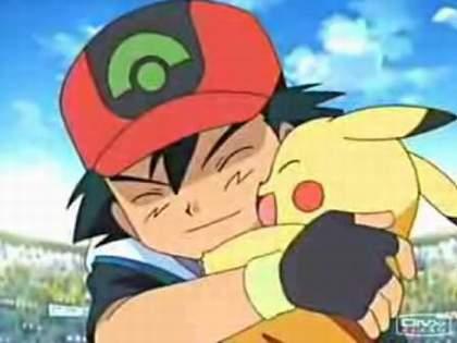 30 Raz  245 es para odiar Ash KetchumPokemon Pikachu And Ash